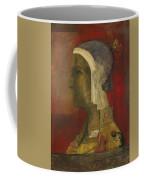 Symbolic Head, 1890 Coffee Mug