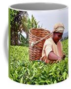 Tea Picker In Kenya Coffee Mug