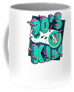 The 90s Gaming Born In The 90s Old Time Gaming Coffee Mug