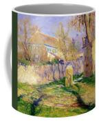 The Blue House  Coffee Mug