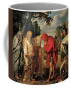 The Consecration Of Decius Mus        Coffee Mug