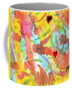 The Dance Of Spring Coffee Mug