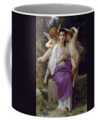 The Hearts Awakening Coffee Mug