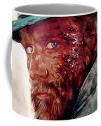 The Wounded Cowboy Coffee Mug