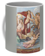 Triumph Of Galatea, Detail Coffee Mug
