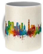 Utrecht The Netherlands Skyline Coffee Mug