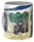 warriors of Bwindi Impenetrable  Coffee Mug