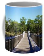 Western Lake Bridge Coffee Mug