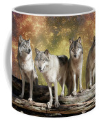 Wolf Pack Coffee Mug