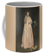 Young Lady In   Coffee Mug
