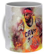 Lebron Raymone James Coffee Mug