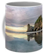 Wharariki Beach - New Zealand Coffee Mug