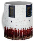 12 Monks Coffee Mug