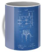 1885 Grist Mill Patent Coffee Mug