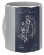 1887 Blair Photographic Camera Blackboard Patent Print Coffee Mug
