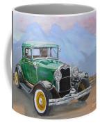 1932 Ford Model A  Coffee Mug