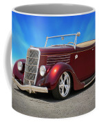 1935 Ford Roadster Coffee Mug