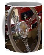 1938 Pontiac Silver Streak Interior Coffee Mug