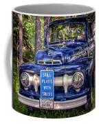 1951 Mercury Pickup Truck Coffee Mug