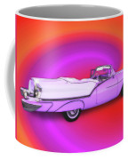 1957 Oldsmobile 98 Starfire Coffee Mug