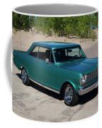 1963 Chevrolet Nova Ss Coffee Mug