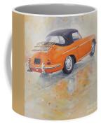 1965 Porsche 356 C Coffee Mug