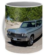 1969 Chevrolet Chevelle Ss 396 Coffee Mug