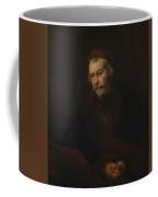 An Elderly Man As Saint Paul  Coffee Mug