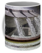 Arthur J. Will Memorial Fountain At Grand Park Coffee Mug