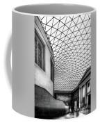 British Museum Coffee Mug by Adrian Evans