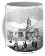 Charleston, 1857 Coffee Mug
