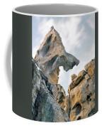 City Of The Rocks Coffee Mug by Leland D Howard