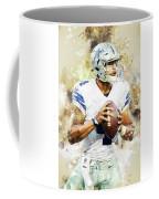 Dallas Cowboys.dak Prescott. Coffee Mug