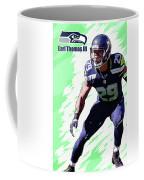 Earl Thomas,seattle Seahawks. Coffee Mug