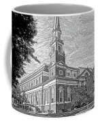 First Baptist Church Columbia Coffee Mug