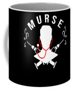Funny Murse Male Nurse Hospital Medicine Gift Coffee Mug
