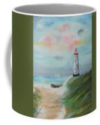 Hickering Harbor Coffee Mug