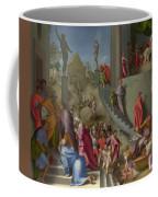 Joseph With Jacob In Egypt  Coffee Mug