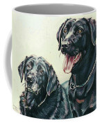 2 Labs Coffee Mug