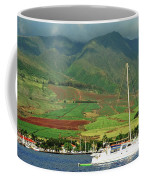Maui Sunset Sail Coffee Mug