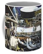 Old Car Engine Coffee Mug