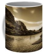 On The Rio Grande River Coffee Mug