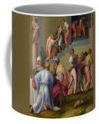 Pharaoh With His Butler And Baker  Coffee Mug