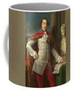 Portrait Of Richard Milles  Coffee Mug