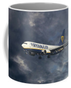 Ryanair Boeing 737-8as Coffee Mug