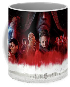 Star Wars The Last Jedi  Coffee Mug