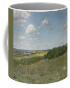 Sunlight And Shadow, Shinnecock Hills Coffee Mug
