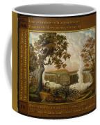 The Falls Of Niagara  Coffee Mug