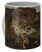 The Fight Between The Lapiths And The Centaurs  Coffee Mug
