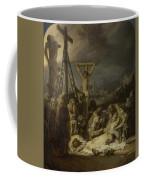 The Lamentation Over The Dead Christ  Coffee Mug